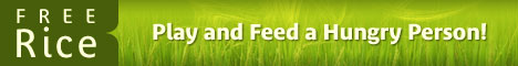FreeRice- Play and Feed a Hungry Person!